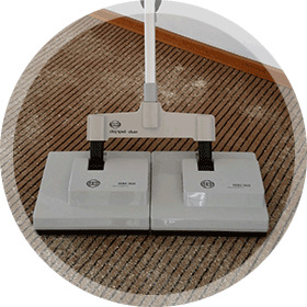 Dry Powder Carpet Cleaning
