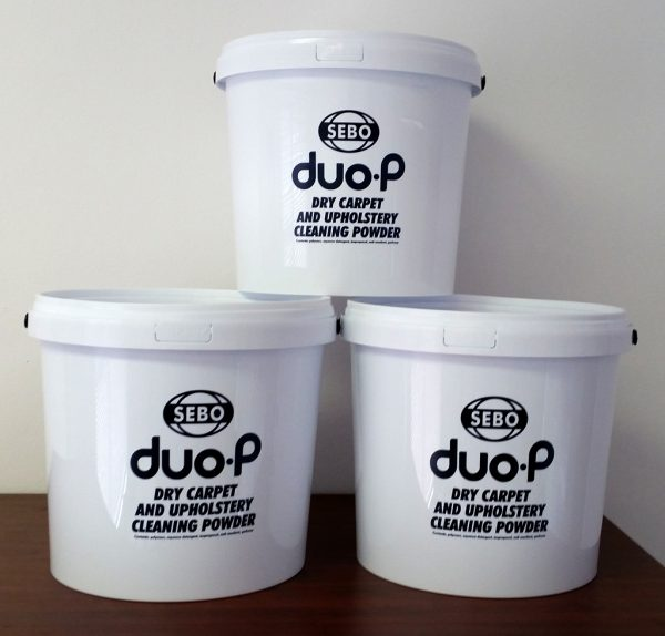 Sebo Duo P Carpet Cleaning Powder 1kg